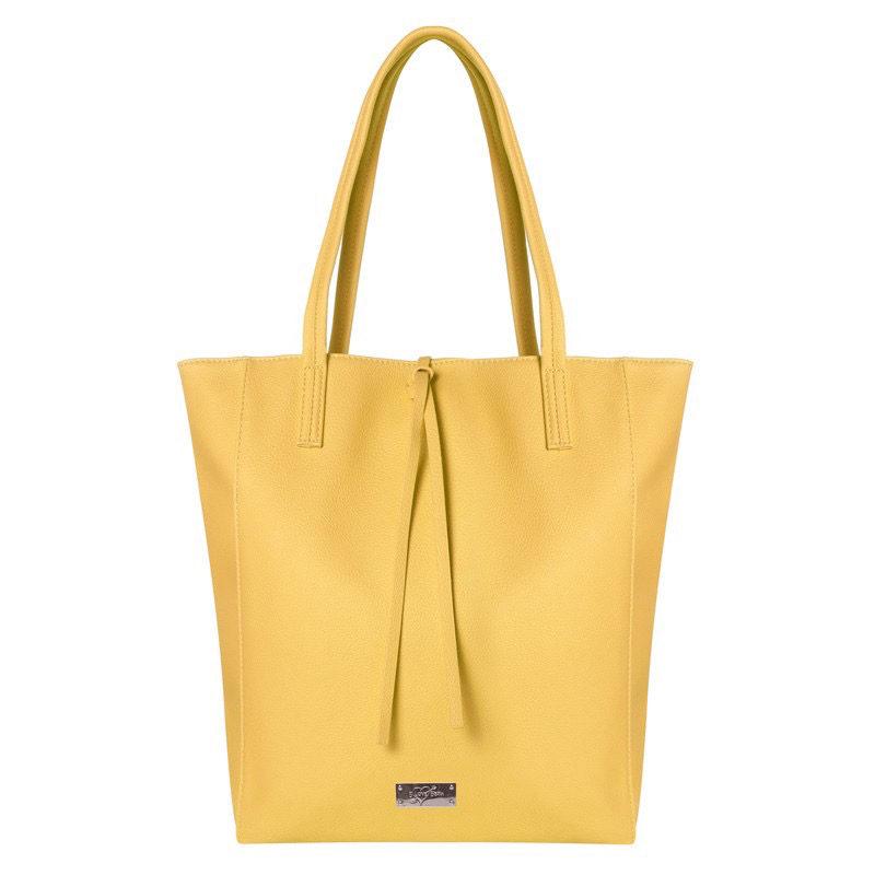 Biba Handtasche Gelb Blb0653