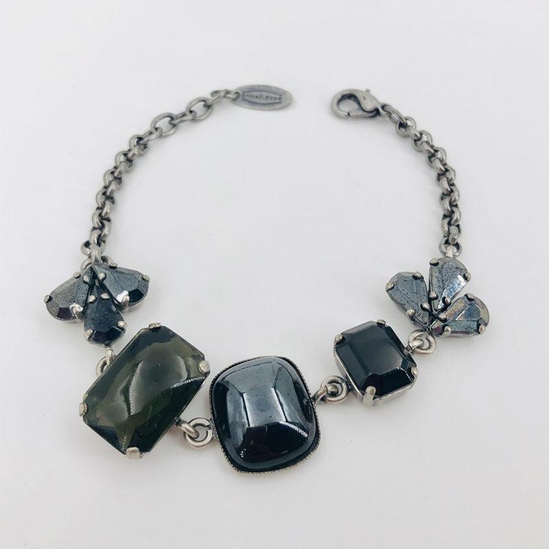 Stikkelorum Armband Sta0009 Schwarz