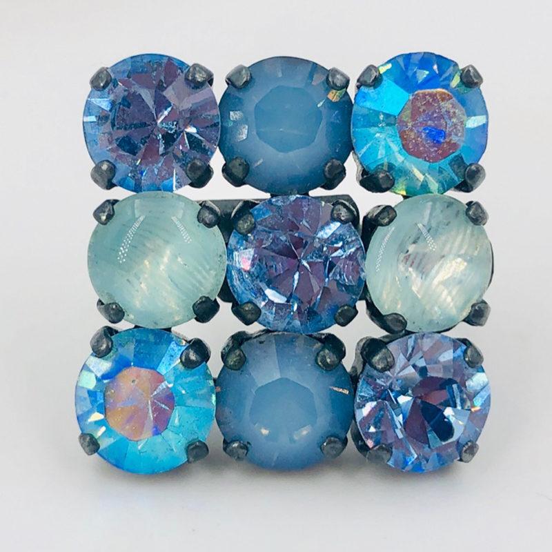 Stikkelorum Ring Str0002 Blau 1