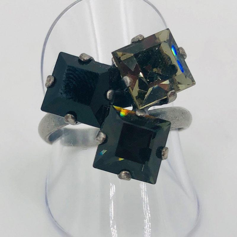 Stikkelorum Ring Str0005 Schwarz 1