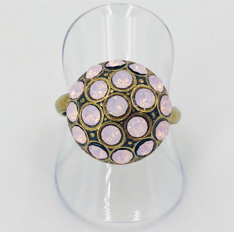 Stikkelorum Ring Str0024 Rosa