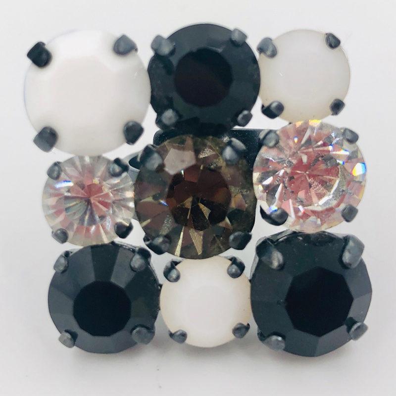 Stikkelorum Ring Str033 Schwarz 1