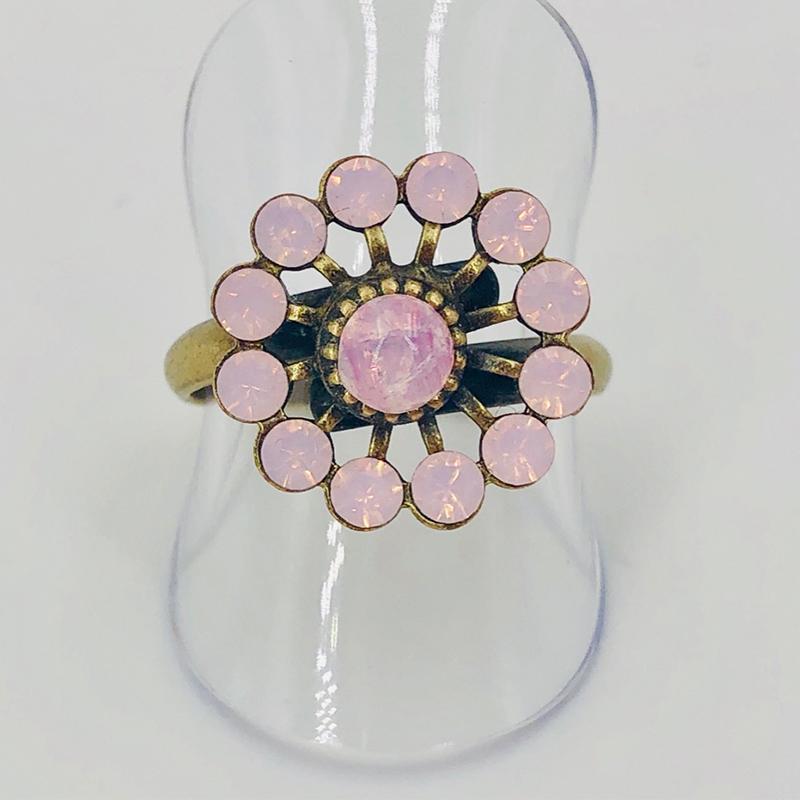 Stikkelorum Ring Str0021 Rosa