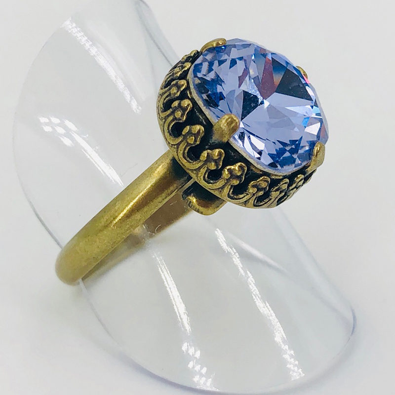 Stikkelorum Ring Str0029 Flieder 1