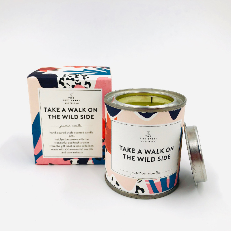 Candle Wild Side