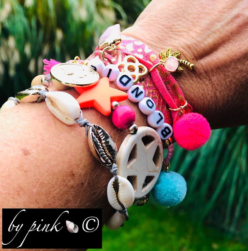 Pink Mein Arm