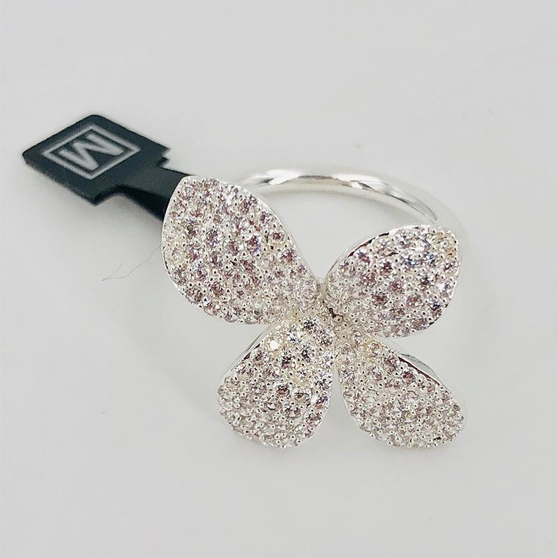 SnÖ Of Eweden Ring Silber 002