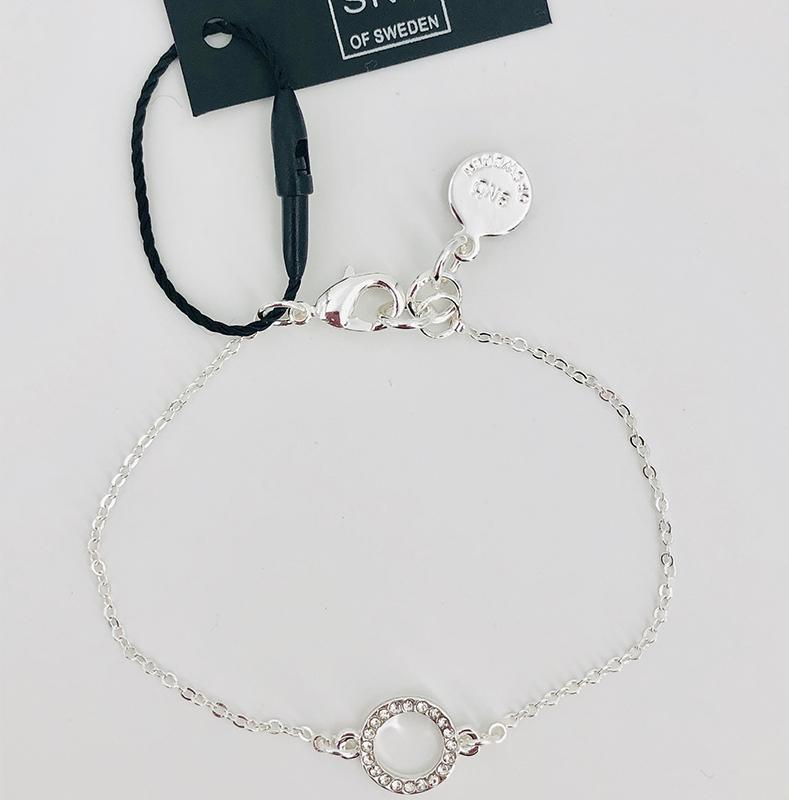 SnÖ Of Sweden Armband Silber 011