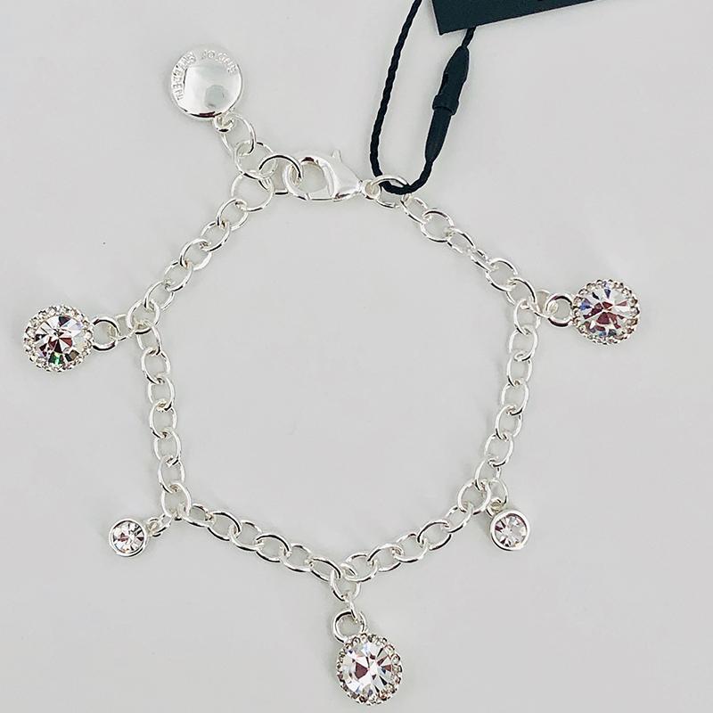 SnÖ Of Sweden Armband Silber 013