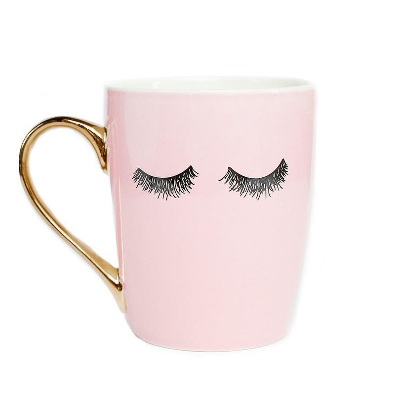 Becher Pink Lash 1