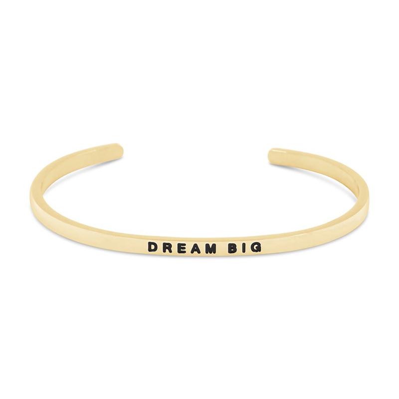 The Simple Pledge 14 Gold Dream Big