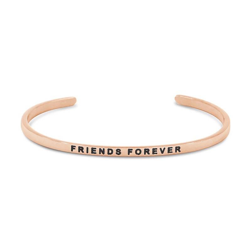 The Simple Pledge 17 Rosegold Friends Forever