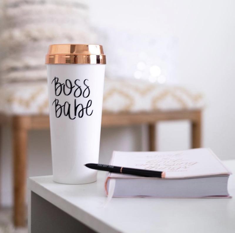 Travel Mug Boss 2