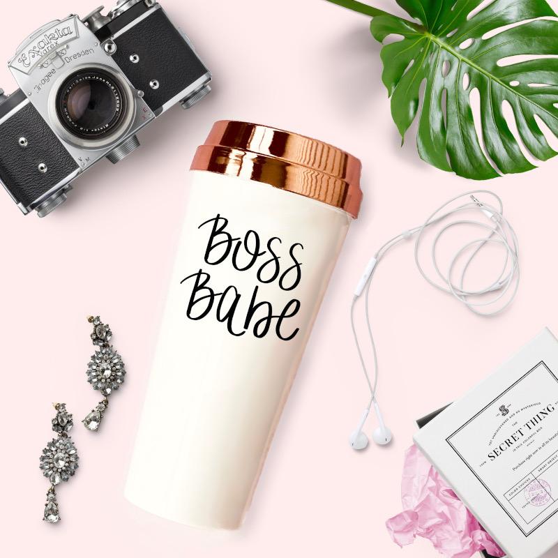 Travel Mug Boss 3