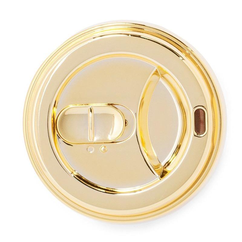 Travel Mug Deckel Gold