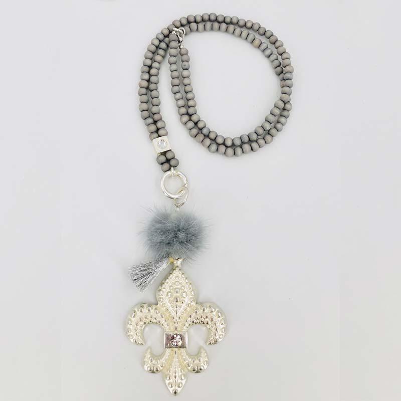 Schautime Amulett Lily Silver Corona L 2