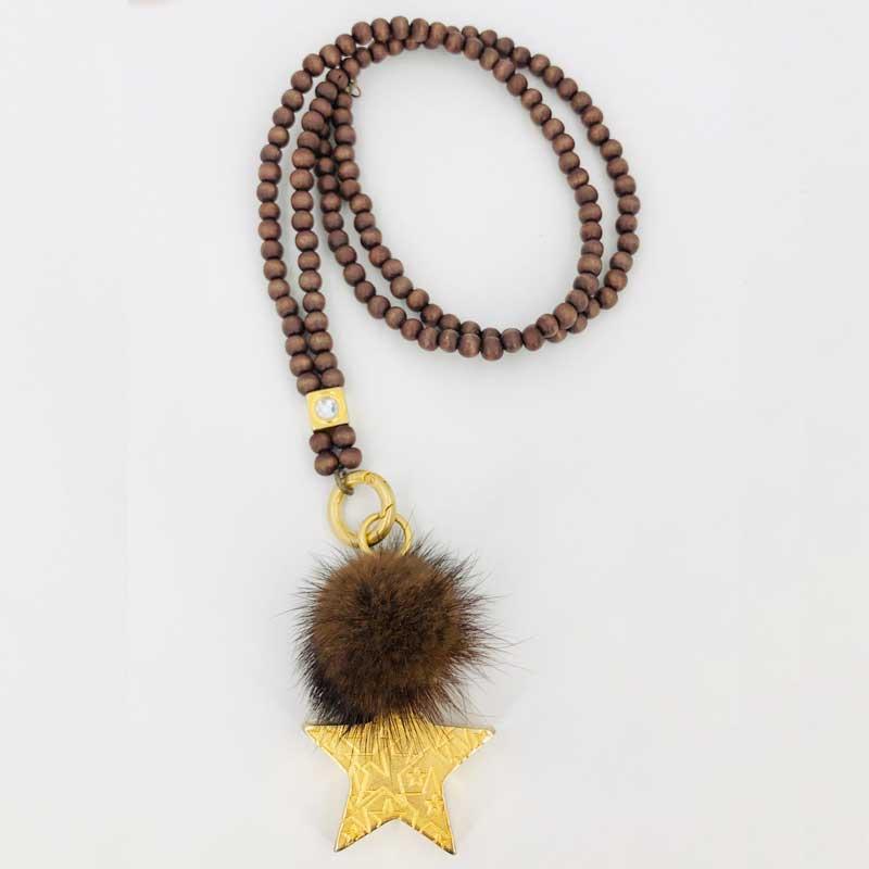 Schautime Amulett Star Gold Corona L 2