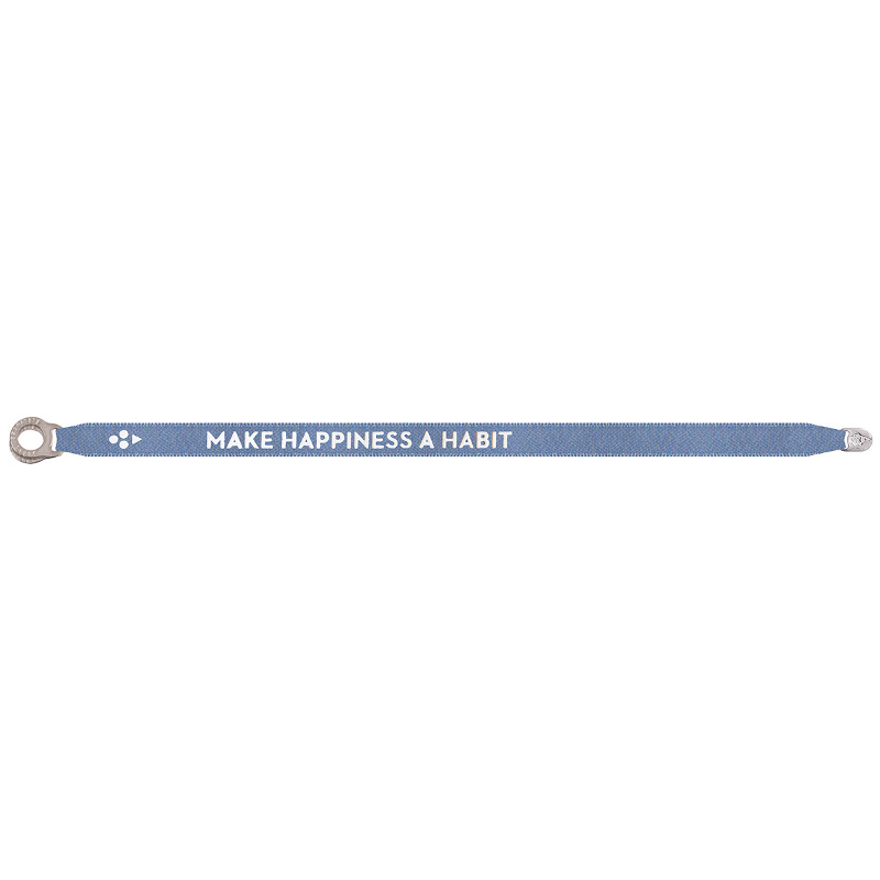 Satin Make Happiness A Habit 19.90 Eur
