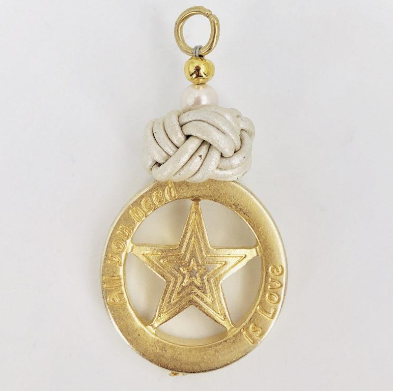 Schautime Amulett Magic Star Gold M 1