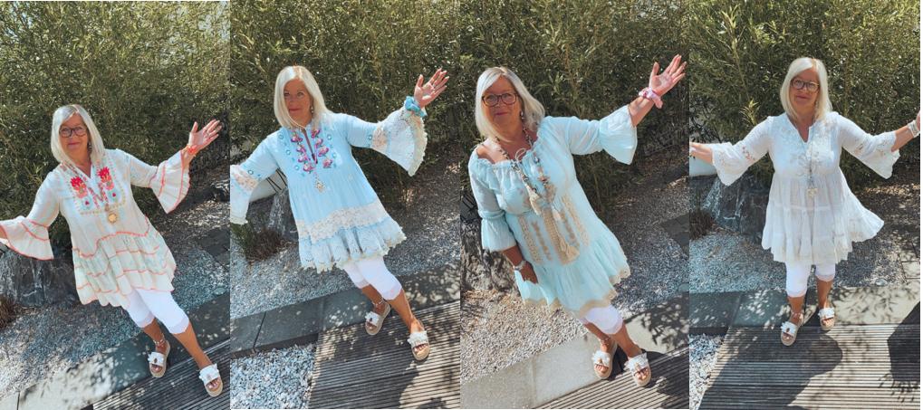 Bild: NEU: Edle Tunikakleider von PEACE & LOVE