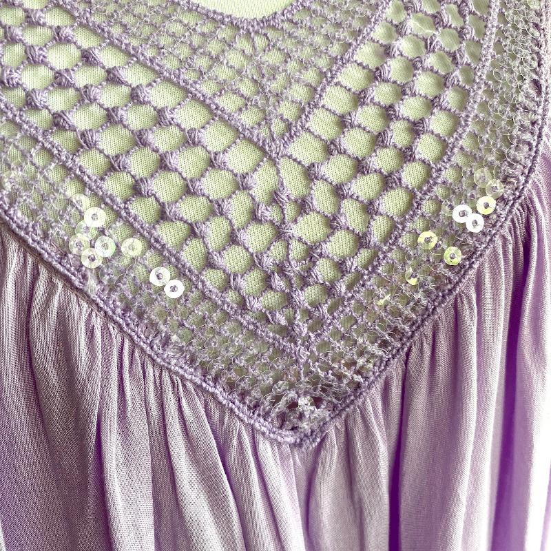 Kleid Lila 5