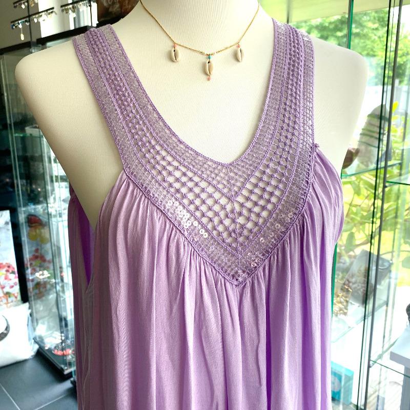 Kleid Lila 6