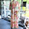 Langes Kleid Weiß 1
