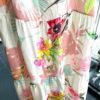 Langes Kleid Weiß 4