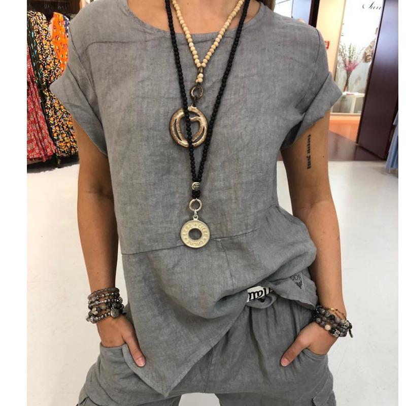 Shirt Grau