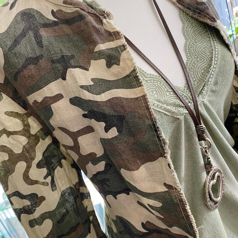 Jacke Camouflage 2