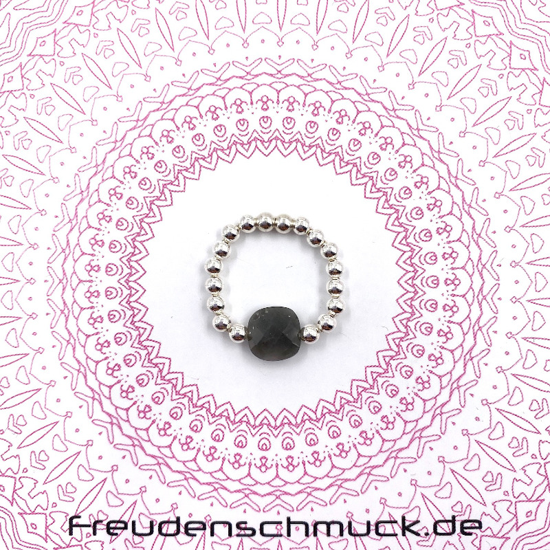 Ring Achat Groß