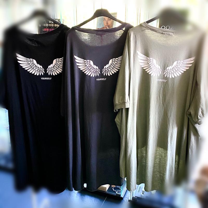 Shirt Wings Hinten