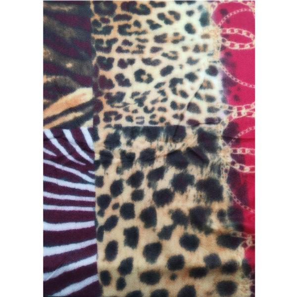 Fashion Kingdom Echarpes113 Red 2