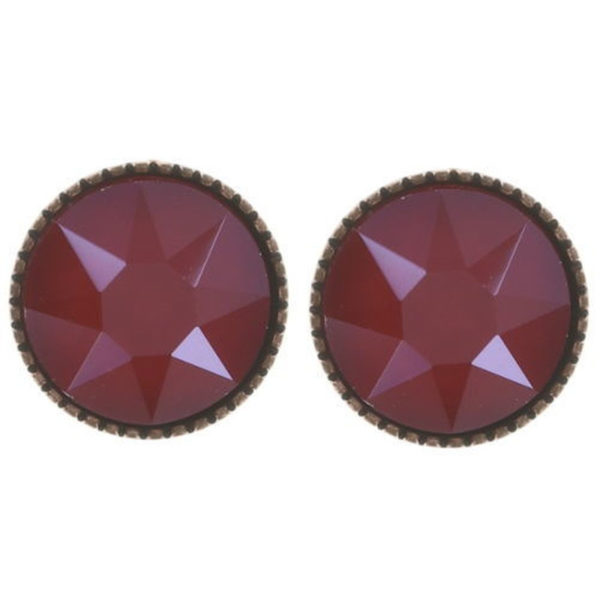 5450543750484 Black Jack Red Crystal Royal Red Delite