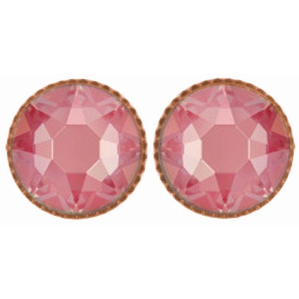 5450543898094 Black Jack Coralline Crystal Lotus Pink Delite