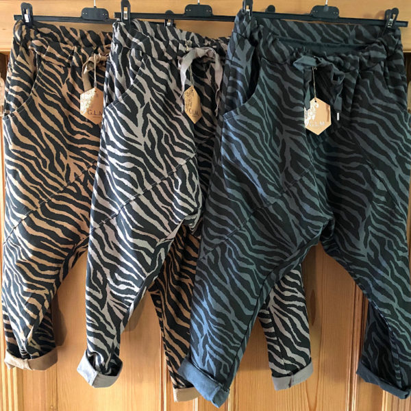 Baggy Zebra Alle
