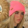 Beanie Hot Pink 2