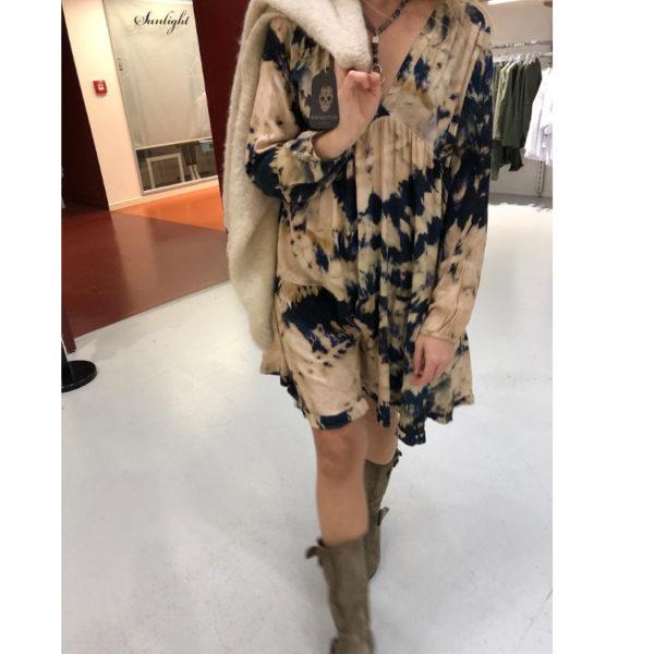 Kleid Batik 2