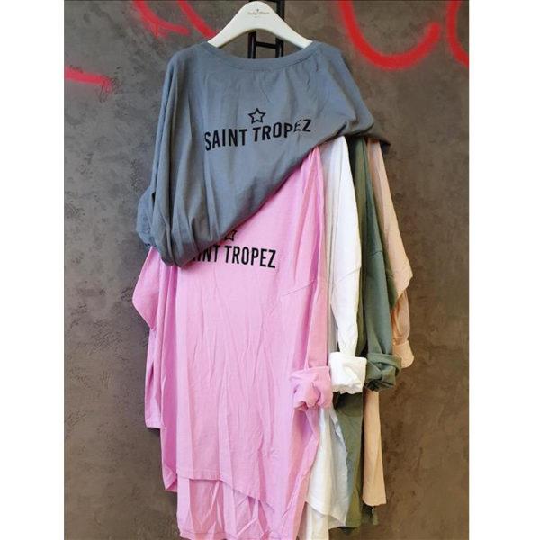Shirt Saint Tropez Alle M1358saint