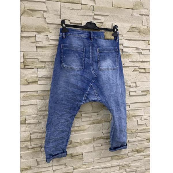 Jeans Baggy Hinten 51024
