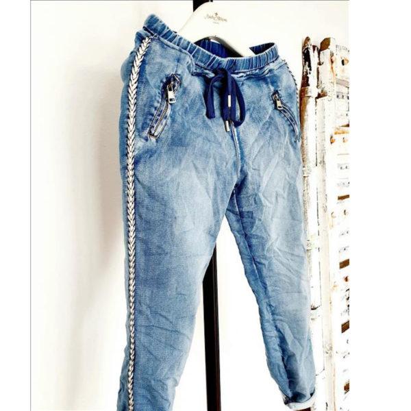 Jeans Sidestripe H 816133