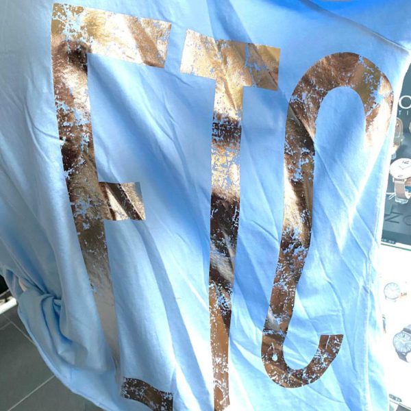 Shirt Etc Blau