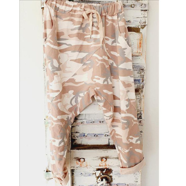 Baggy Camouflage Rose H 59870camou