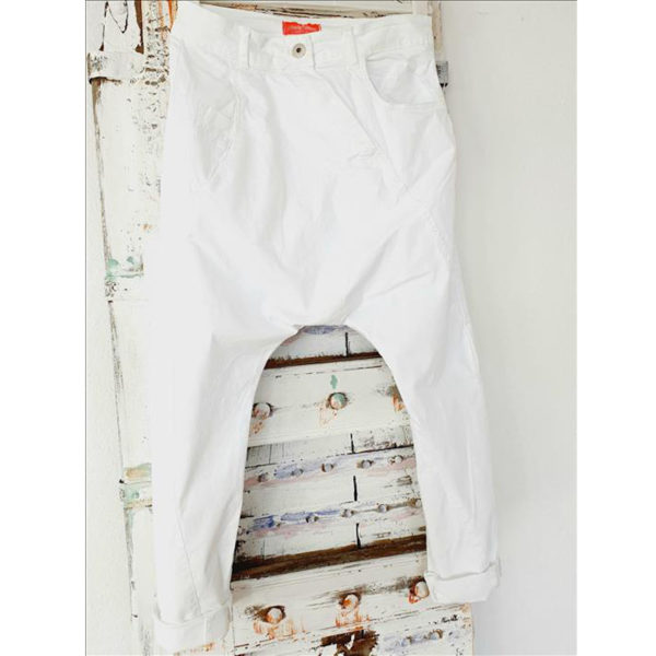 Jeans Baggy Weiß H 818159 409