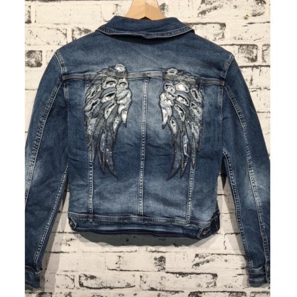 Jeans Jacke 1