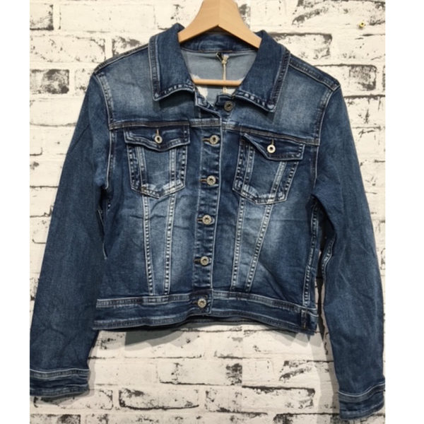 Jeans Jacke 2