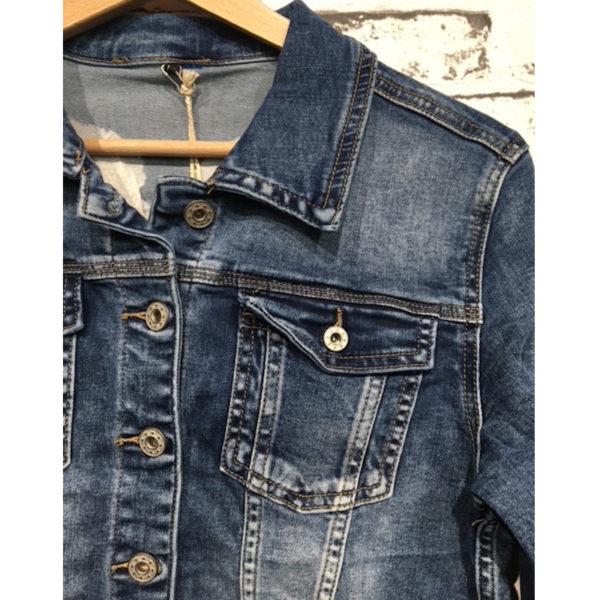 Jeans Jacke 4