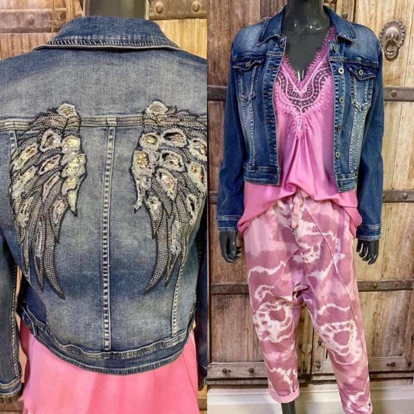 Jeans Jacke 7