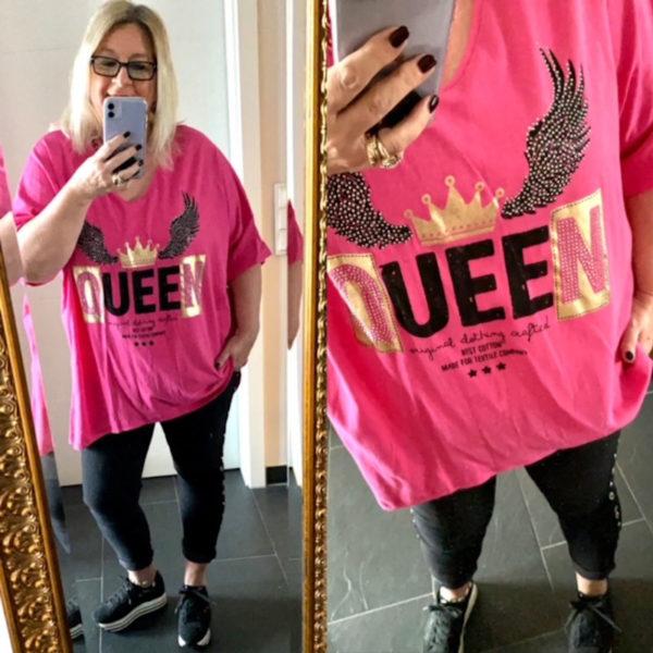 Queen Pink