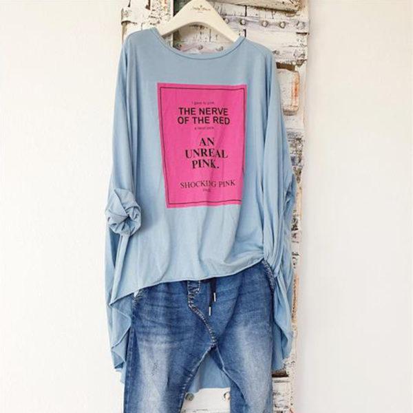 Shirt Unreal Pink 1